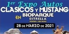 Más información de 1er Expo Autos Clásicos y Mustang en Bioparque Estrella