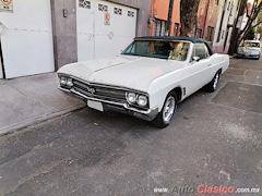 1966 Buick Skylark Chevelle Convertible