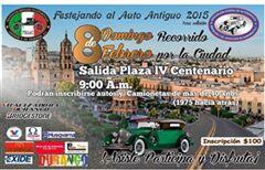 Festejando al Auto Antiguo 2015 - Durango