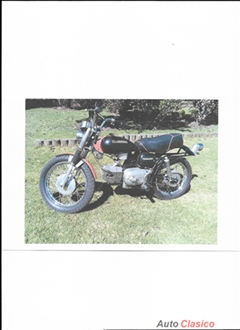 1967 Harley-Davidson Deportiva Sprint