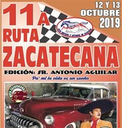 Más información de 11a Ruta Zacatecana