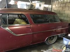 1955 Chevrolet SAFARI/Nomad Vagoneta