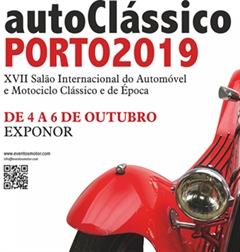 Más información de Auto Clásico Porto 2019