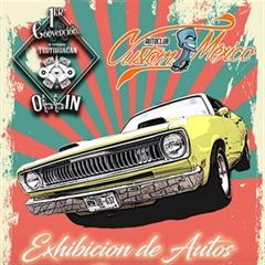 Más información de Auto Club Custom México Exhibición de Autos Clásicos