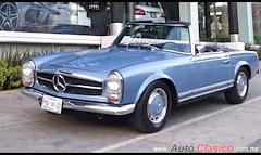 1968 Mercedes Benz 250 Sl PAGODA Convertible