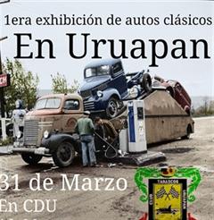 Más información de 1era Exhibición de Autos Clásicos en Uruapan