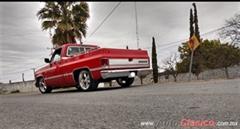 Día Nacional del Auto Antiguo Monterrey 2020 - Chevrolet Cheyenne 89