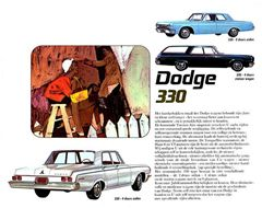 1964 Dodge coronet 330 2 PUERTAS SIN POSTE Hardtop