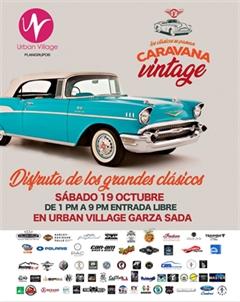 Caravana Vintage en Urban Village