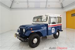 1981 Jeep CARTERO Vagoneta