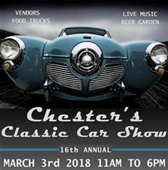 Más información de Chester's Classic Car Show 2018