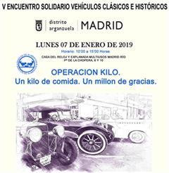 Más información de V Encuentro Solidario de Vehículos Clásicos e Históricos
