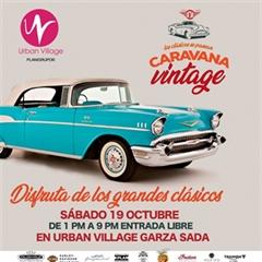 Más información de Caravana Vintage en Urban Village