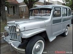 1960 Willys wagoner Vagoneta