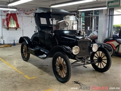 1921 Ford T Convertible