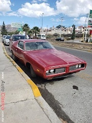 Dodge CHARGER  SE Coupe 1972