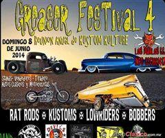Más información de Greaser Festival 4