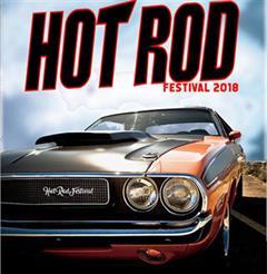 Más información de Hot Rod Festival 2018