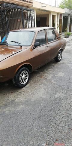 Día Nacional del Auto Antiguo Monterrey 2020 - RENAULT 12 1979