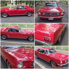 1965 Ford MUSTANG GT COUPE IMPECABLE Coupe