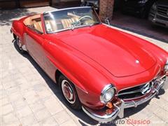1960 Mercedes Benz 190sl Convertible