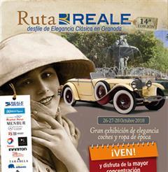 Más información de Ruta Reale Granada 2018