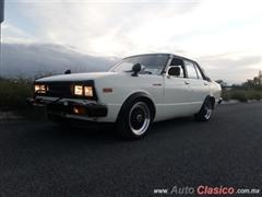 Día Nacional del Auto Antiguo Monterrey 2019 - Datsun 180J DL 1981