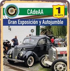 Más información de CAdeAA Gran Exposición y Autojumble 2019