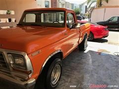 Día Nacional del Auto Antiguo Monterrey 2020 - Ford Pickup 1979