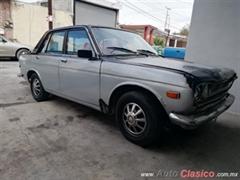 Día Nacional del Auto Antiguo Monterrey 2020 - datsun 510 1971