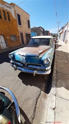 1955 Dodge dodge wagon 2 puertas Vagoneta