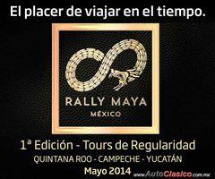 Más información de Rally Maya 2014