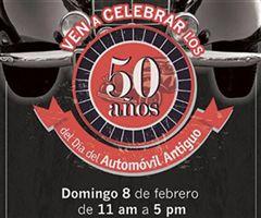 Más información de 50 años del día del Automóvil Antiguo