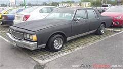 Día Nacional del Auto Antiguo Monterrey 2020 - Chevrolet Impala 1984