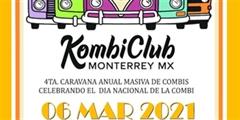 Más información de 4a Caravana Anual Masiva de Combis Celebrando El Día Nacional De La Combi Monterrey