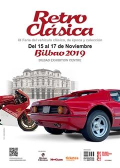 Retro Clásica Bilbao 2019