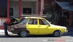 Día Nacional del Auto Antiguo Monterrey 2020 - Renault Ts 12 1980