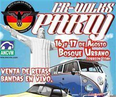 Más información de CR-Volks Party - Torreón Coah.