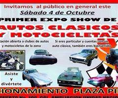 Más información de Primer Expo Show de Autos Clásicos y Motocicletas