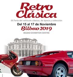 Más información de Retro Clásica Bilbao 2019