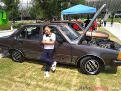 Día Nacional del Auto Antiguo Monterrey 2020 - Renault 18 GTX 1985