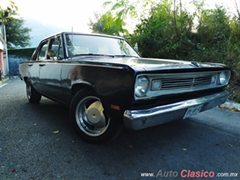 Día Nacional del Auto Antiguo Monterrey 2020 - Dodge Valiant 1969