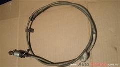 Chicote velocimetro usado chevrolet pick up 67-72 transmision std nacional.