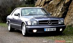1988 Mercedes Benz 500 SEC Coupe