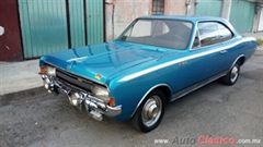 1972 Opel SS Fiera Coupe