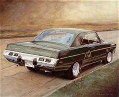 Dodge Dart 1973-75 Remates Traseros
