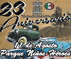 Más información de 23avo aniversario del Museo de Autos y del Transporte de Monterrey A.C.