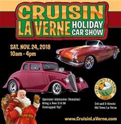 Más información de Cruisin La Verne Holiday Car Show