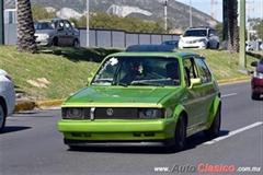 Día Nacional del Auto Antiguo Monterrey 2019 - Volkswagen Caribe GT 1986