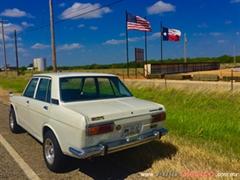 Día Nacional del Auto Antiguo Monterrey 2019 - Datsun 510 1971